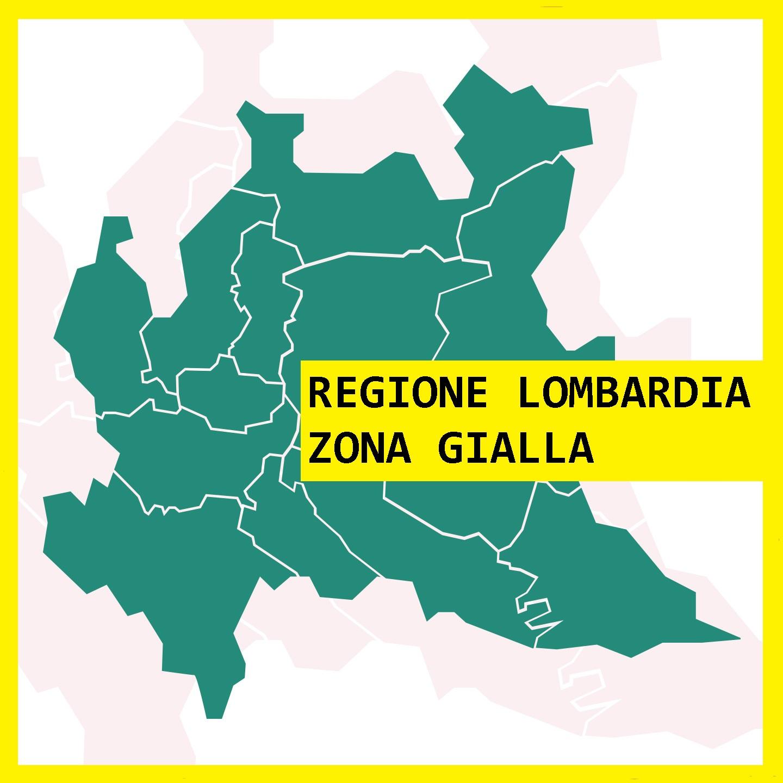 covid 19 nuove misure valide in lombardia zona gialla